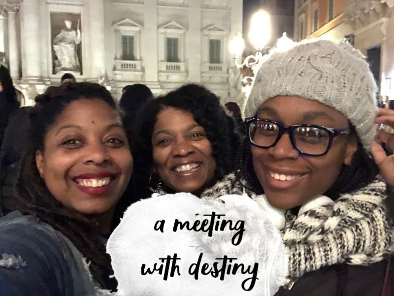 A Meeting with Destiny